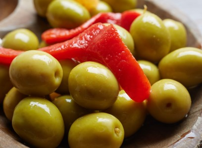Traditional Spanish Olive